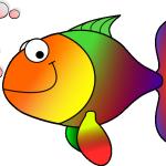 happy fish clkr