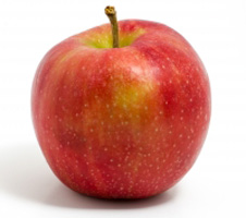 apple-on-white-1432833 cropped