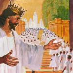 King Jesus in Heaven