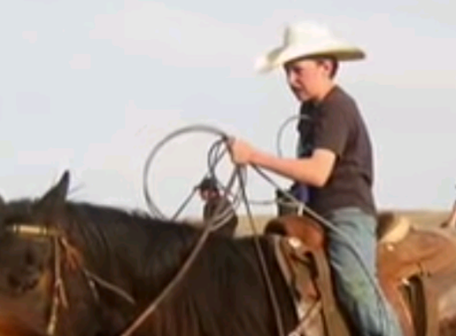 Logan the Sky Angel Cowboy Youtube
