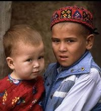 Turk Children Joshua Project Activity