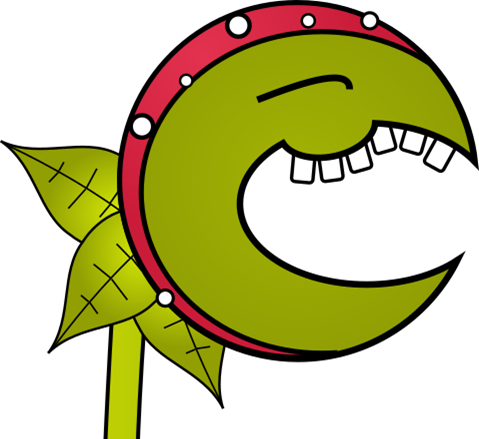 carnivorous plant cropped